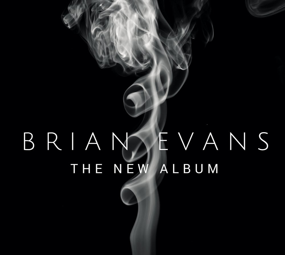 Brian's new album (above) will be released in 2018