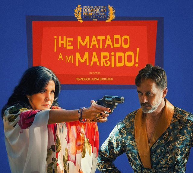 "Our last film @hematadoamimarido is an official selection in NYC as part of the ""Latino Experience in the US"" program at the @dffnycofficial. Screening is Thursday July 26th, at 6 pm in the AMC EMPIRE theatre on 42nd Street!"