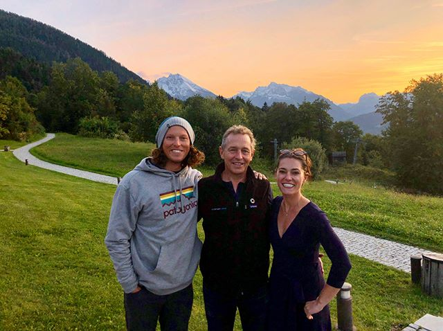 Family time in the Bavarian Alps!