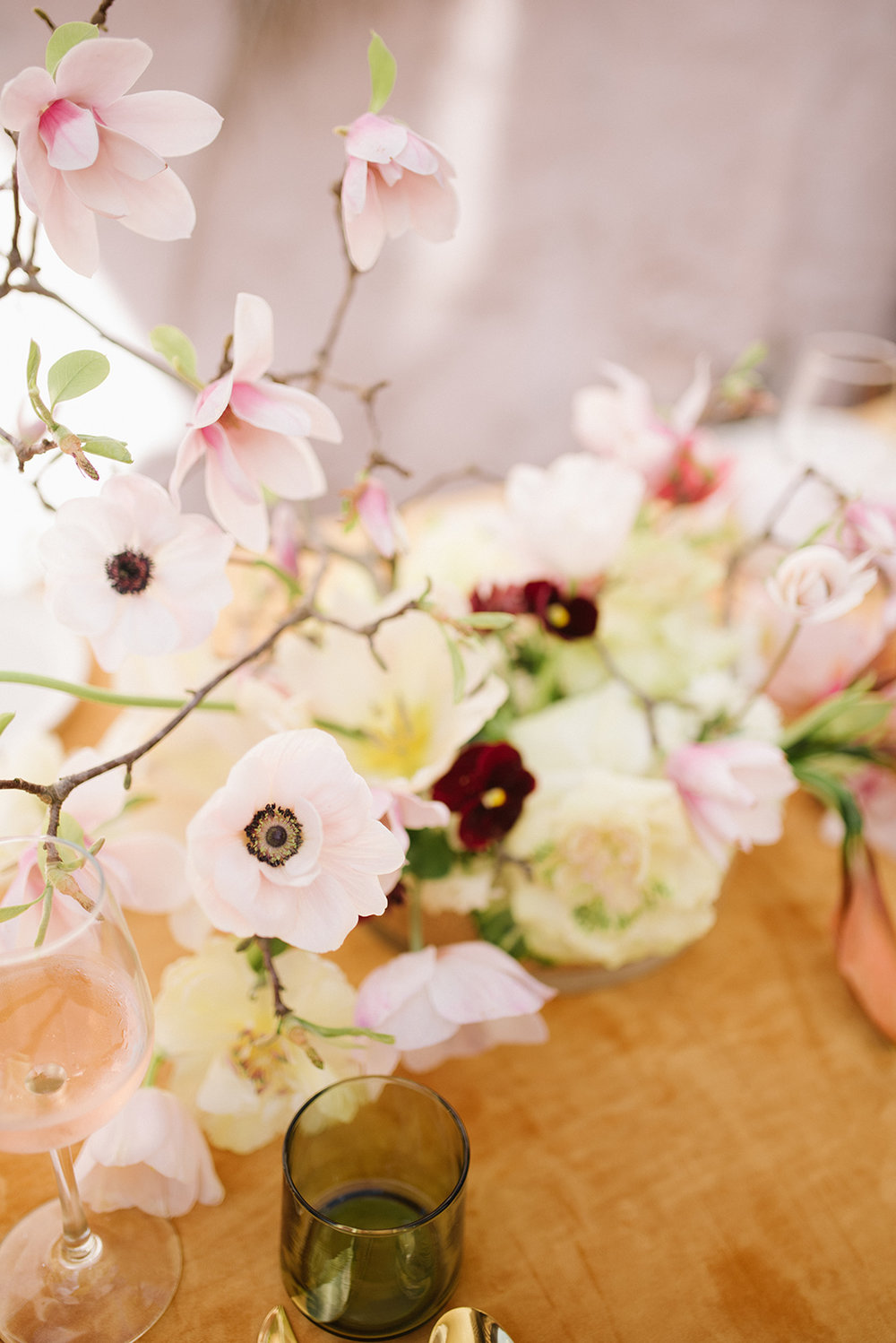 SPRING'S RECEPTION, Editorial with It's a Nice Day