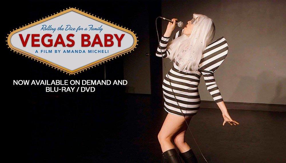 Athena in Vegas Baby