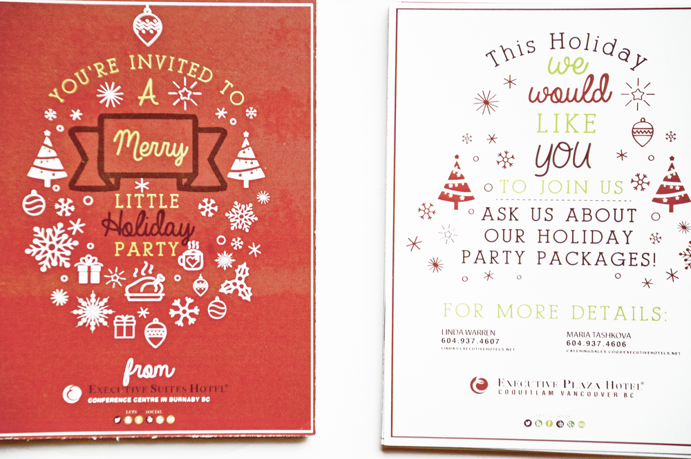 Executive Hotels And Resort Burnaby Christmas Postcards2.jpg