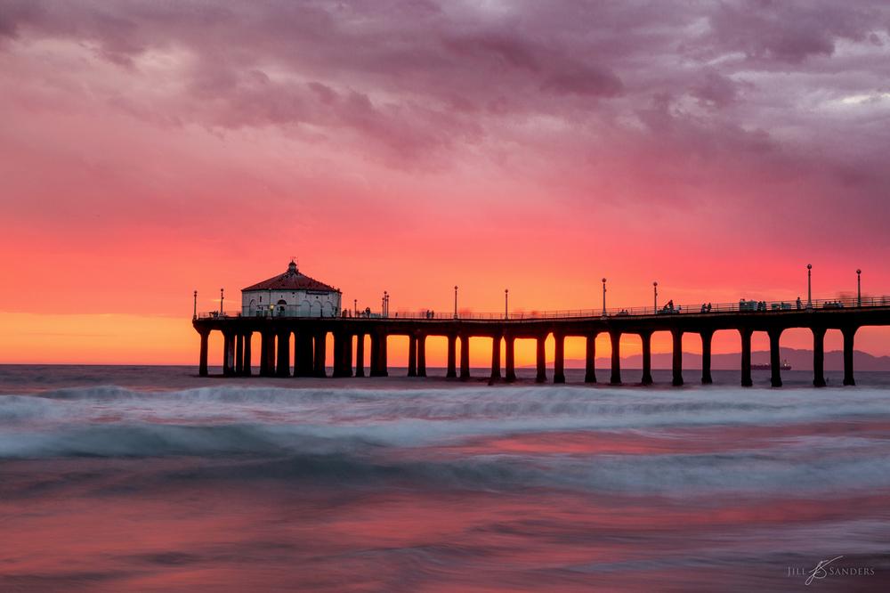 """""""Pink Pier"""""""