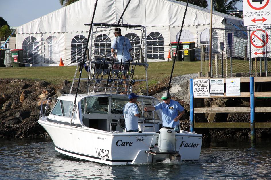 2015 Port Macquarie 31st Golden Lure Tournament
