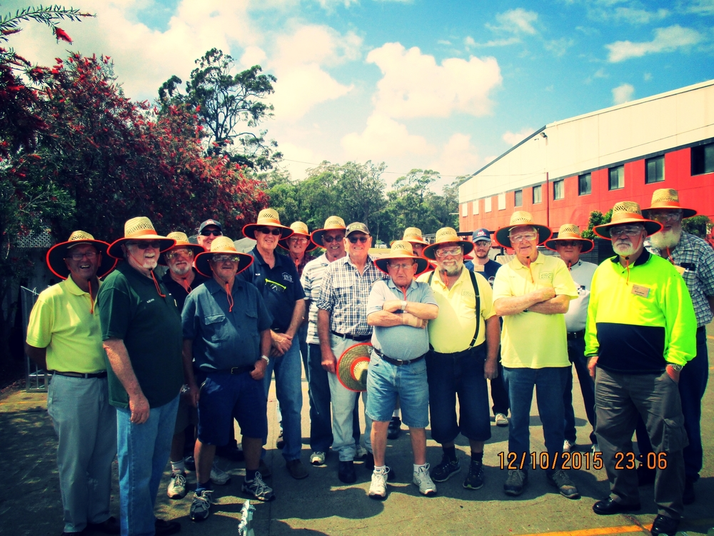 HG and Raymond Terrace Men's Shed crew.JPG