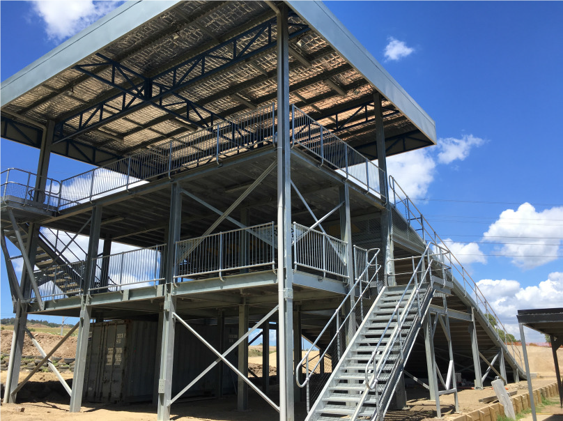 Argenton Galvanizing Project