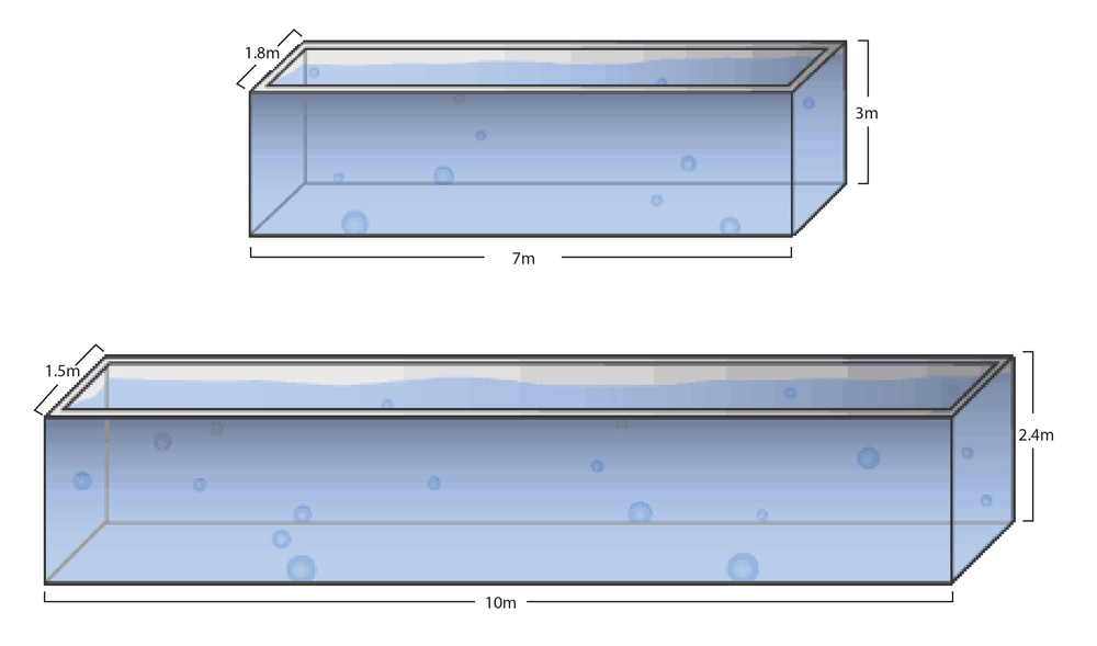 Bath Sizes — Hunter Galvanizing