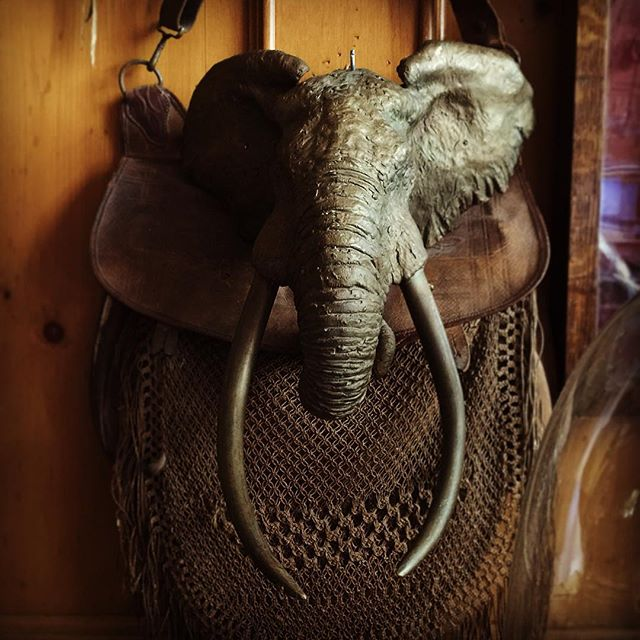 More #studio details, part of #michaelcolemanart #elephant #bronze #colemanstudios #colemanart