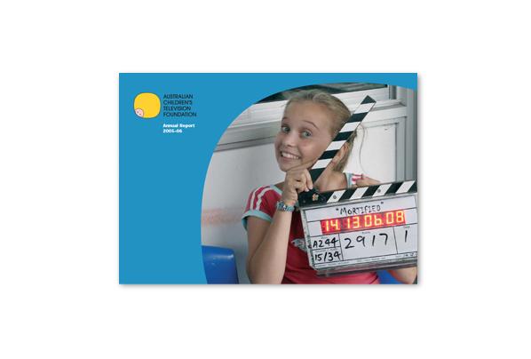Australian Children's Television Foundation Annual Report