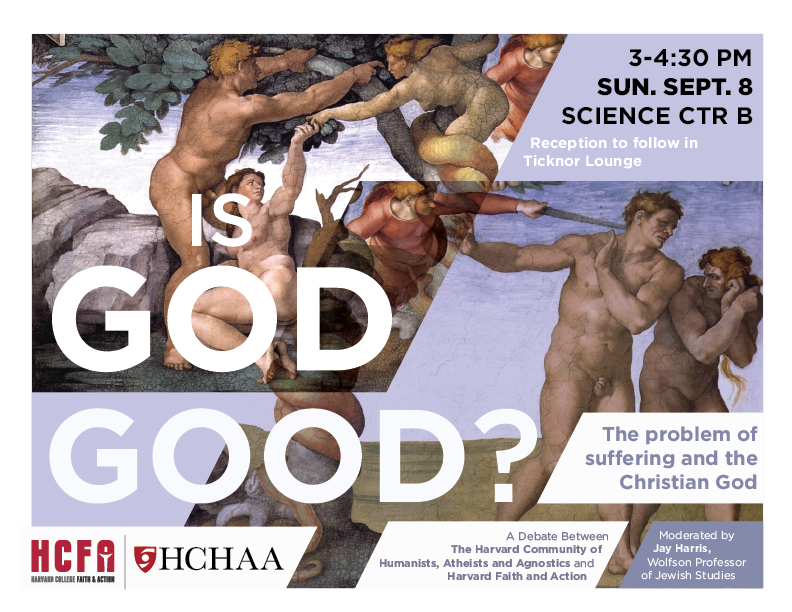 Is God Good? Promotional Poster