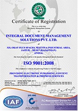 ISO 9001:2008 (Quality Management System)