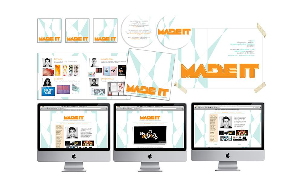 Exhibition Branding