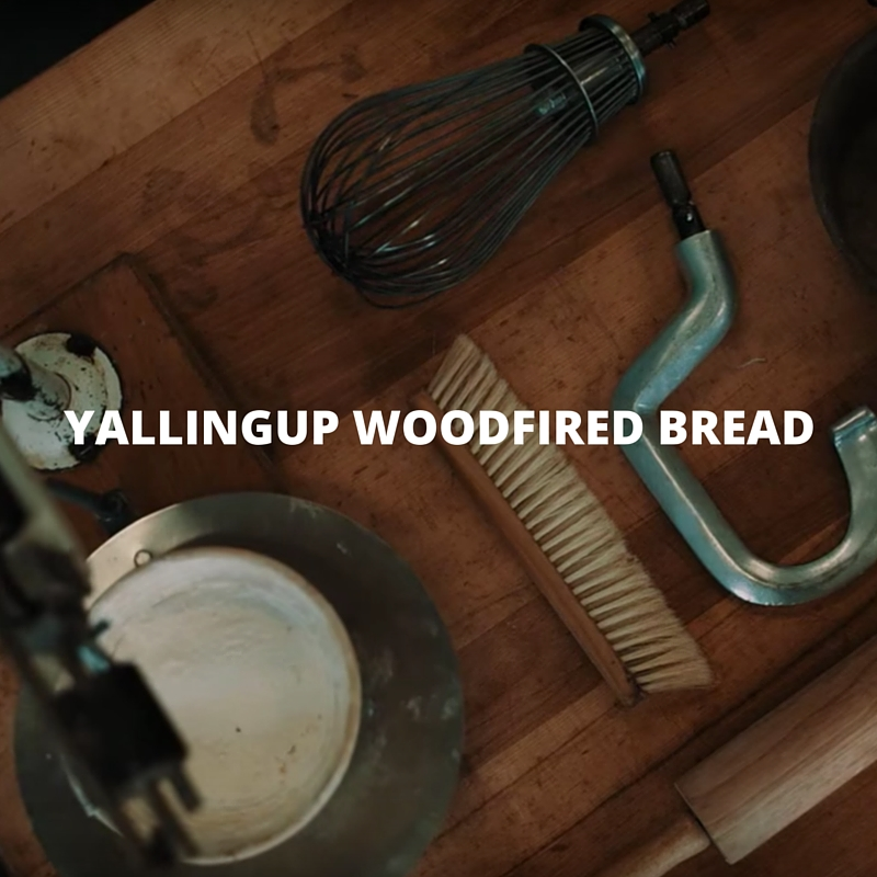 YALLINGUP WOOD FIRED BREAD