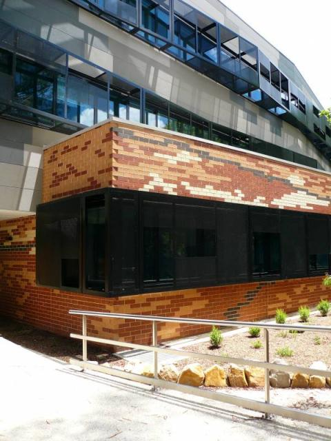 The Frank Fenner Building at The Australian National University