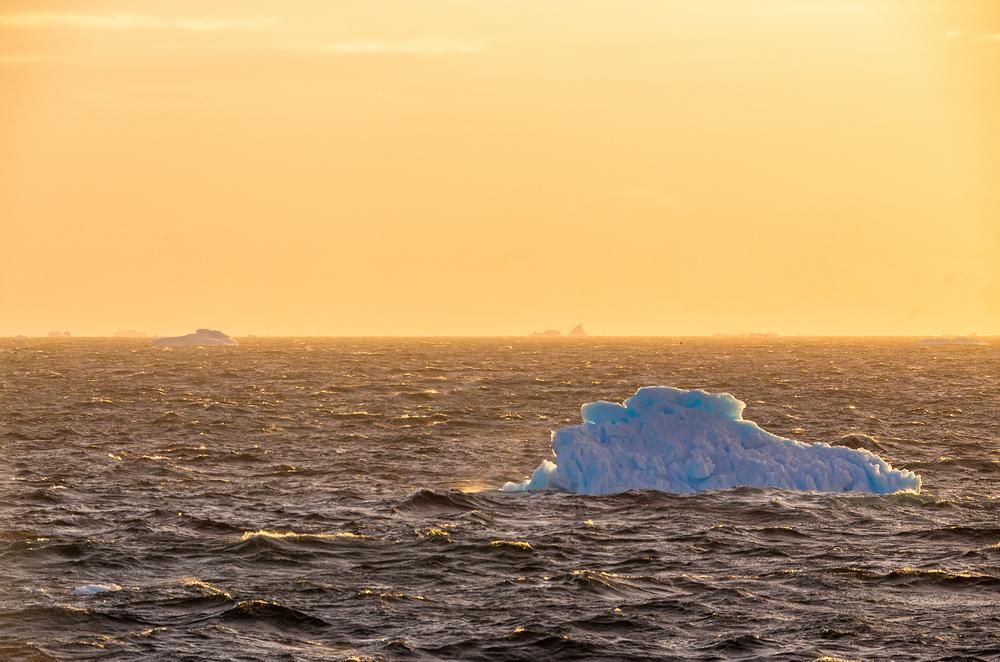 Dying Iceberg