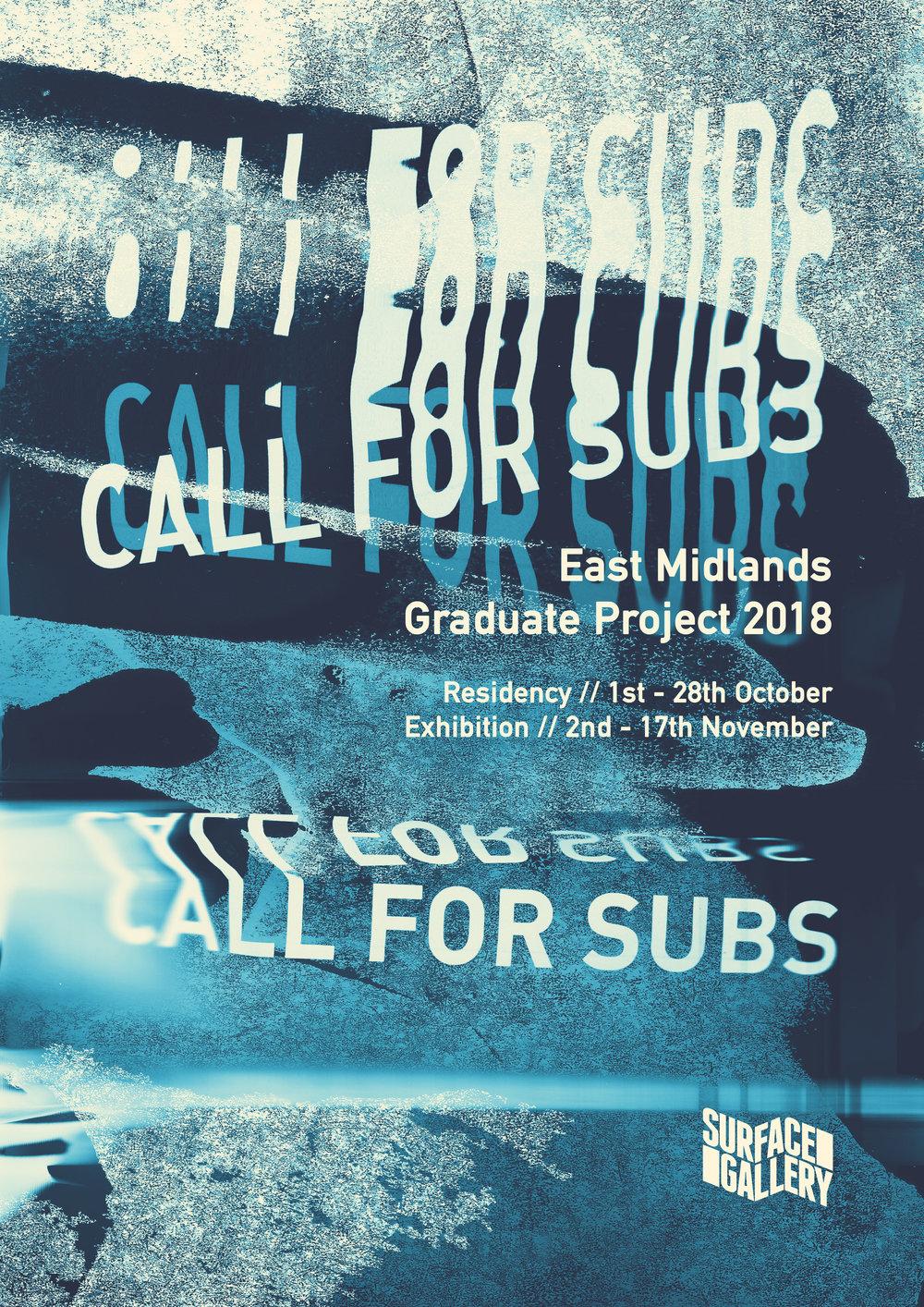 EM18 Call for Subs