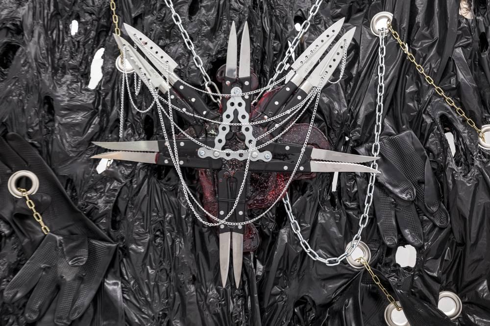 INTESTINOLOGY SERIES: The Black Paraphernalia by Joo Choon Lin.