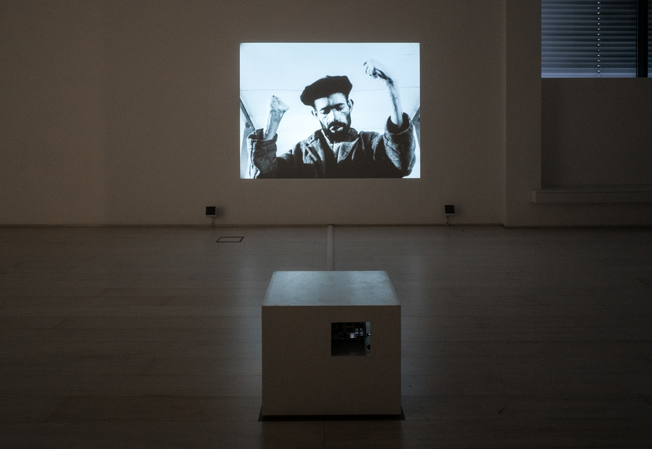 FOROUGH FARROKHZAD, The House Is Black, 1963. 21 min (Photo ©Mathias Voelzke)  EMST—National Museum of Contemporary Art