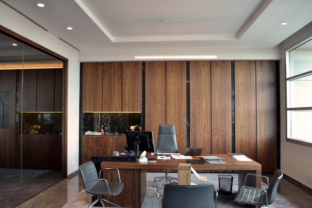 Bureaux casablanca architecture lahlou kitane u mohamed lahlou kitane