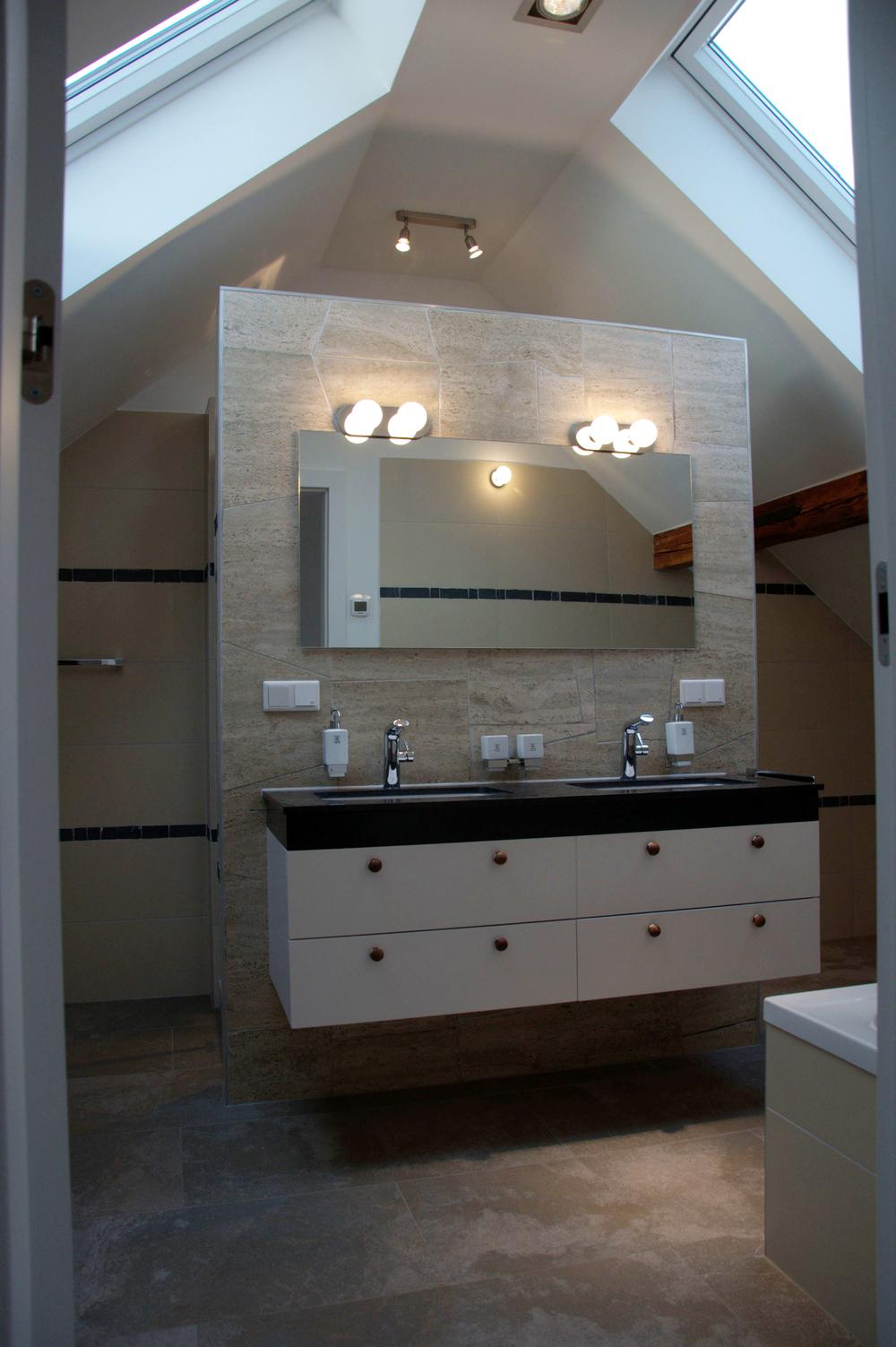 Elegantes luxus Bad - Loft Wohnung Frankfurt zu mieten