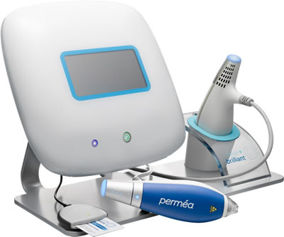 Clear and Brilliant Laser - when simple skin care is no longer enough.