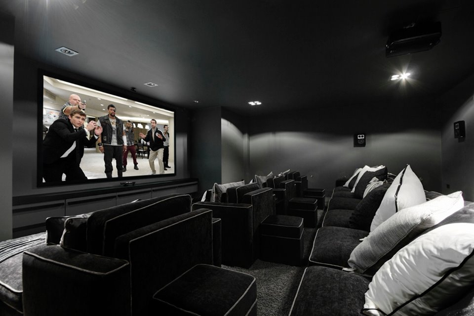 Bespoke Cinemas Installation