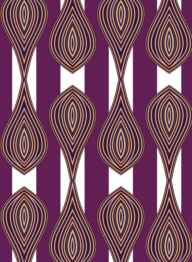 Meystyle Purple Infinity