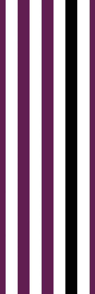 Meystyle Purple Stripe Slim