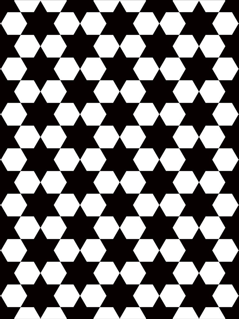 DLJ 5 Black White