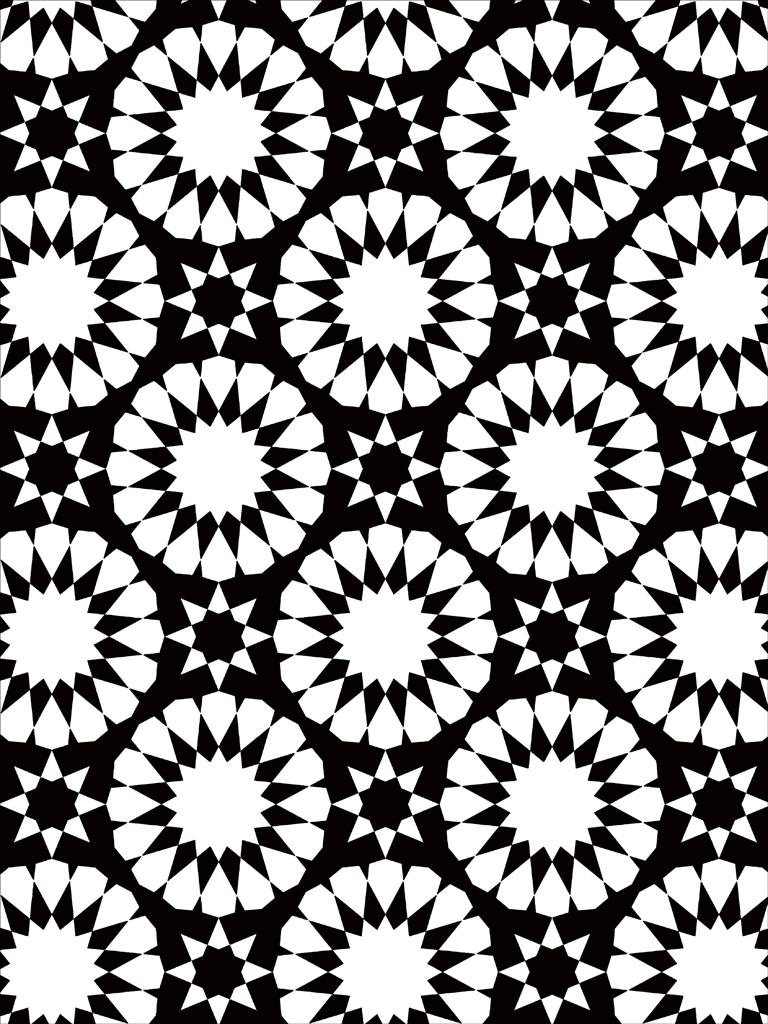 DLJ 7 Black White