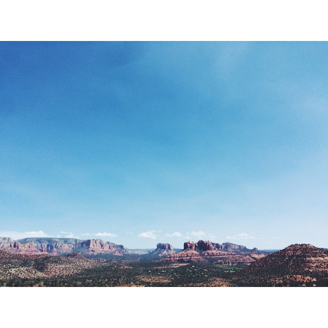 Sedona. #mountains #travel #bellrock
