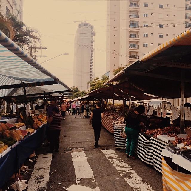 São Paulo Market.