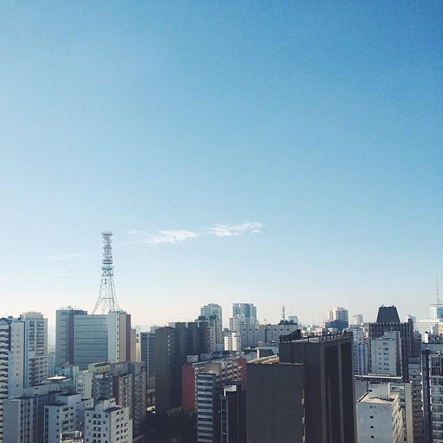 São Paulo.  (at sao paulo)