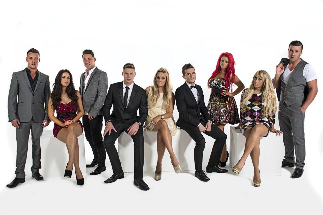 Geordie Shore Series 4.