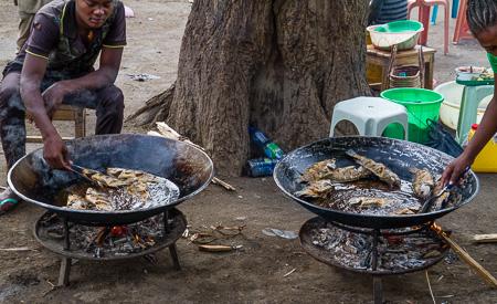 Hawassa fish market