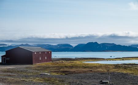 Ny Alesund, Spitsbergen