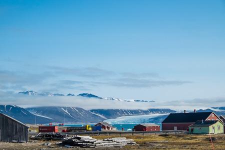 Ny Aleson, Spitsbergen