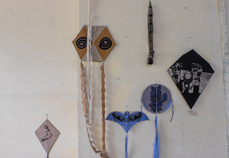 Oaxaca kites