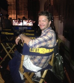 """Matt is currently the on-set acting coach for Season 5 of the CBS hit show """"Blue Bloods"""""""