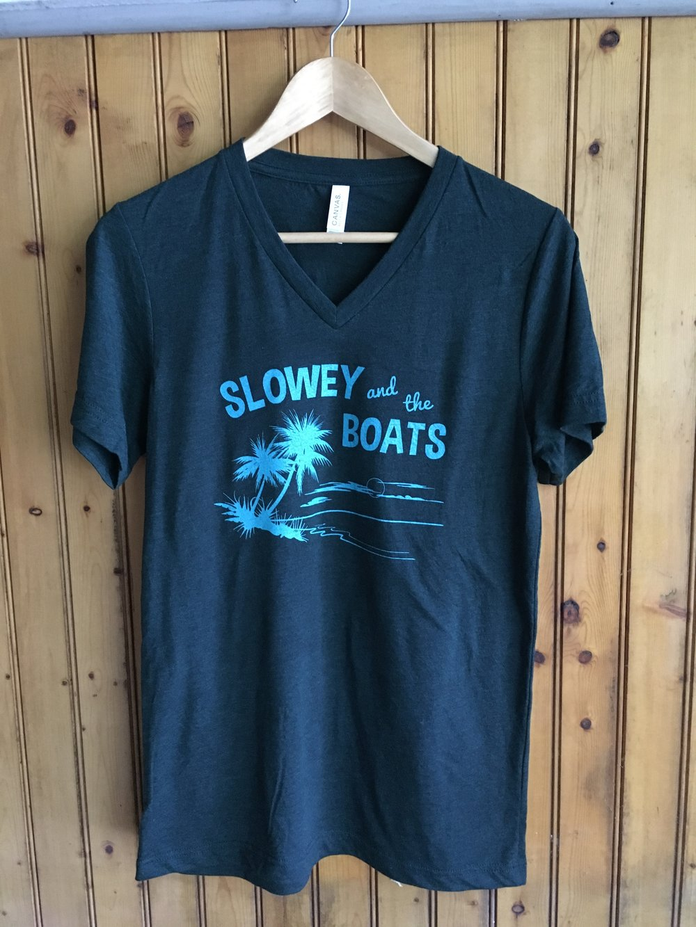 Slowey And The Boats Mens T Shirt Slowey And The Boats