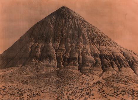 이정진, <미국의 사막 Ⅱ94-04>(1994)