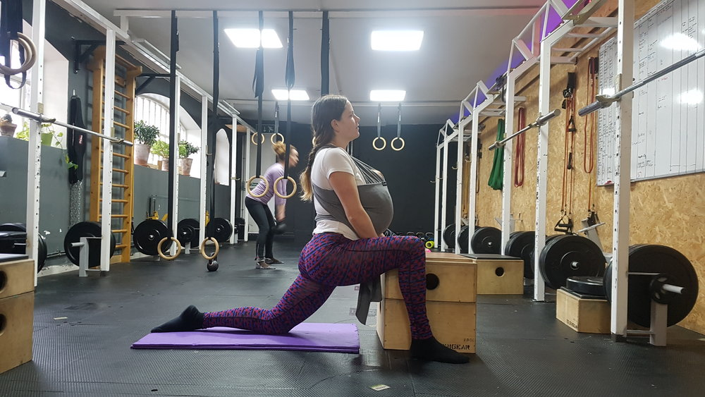 'Thank you for providing a nonjudgemental space to train and feel strong, and for not treating preggos like they are sick or fragile' - Rachel, 35, Mum - PRE+POST NATAL CLASSES - CLICK HERE FOR MORE