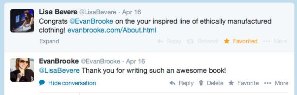Lisa Bevere Twitter