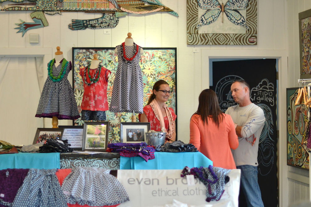 Trunk Show at Andy's Gallery