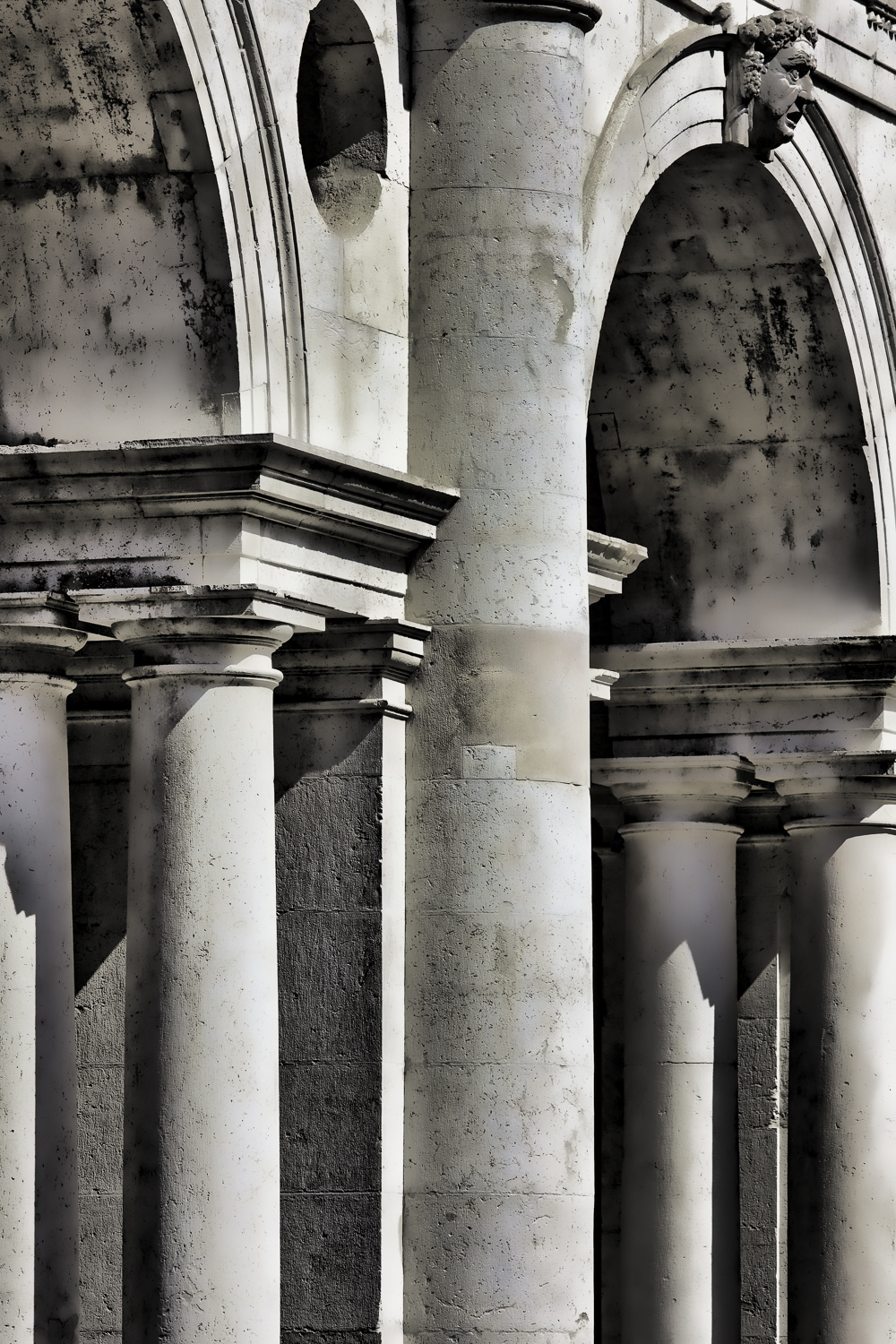 Arch and Columns, Vicenza, Italy, 2010