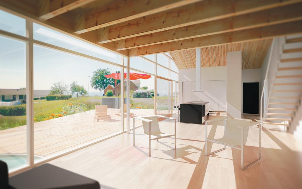 Sommerhuse | Følle Strand | 2007