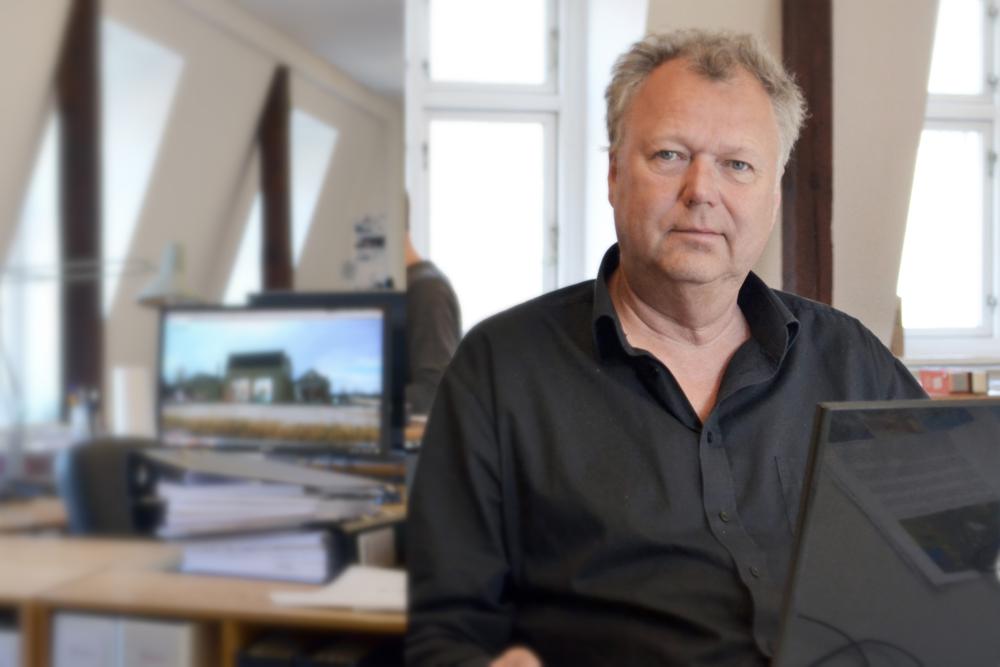 LARS AARIS Partner, architect M.A.A  laa@bsaa.dk  Tlf. +45 86 19 74 74