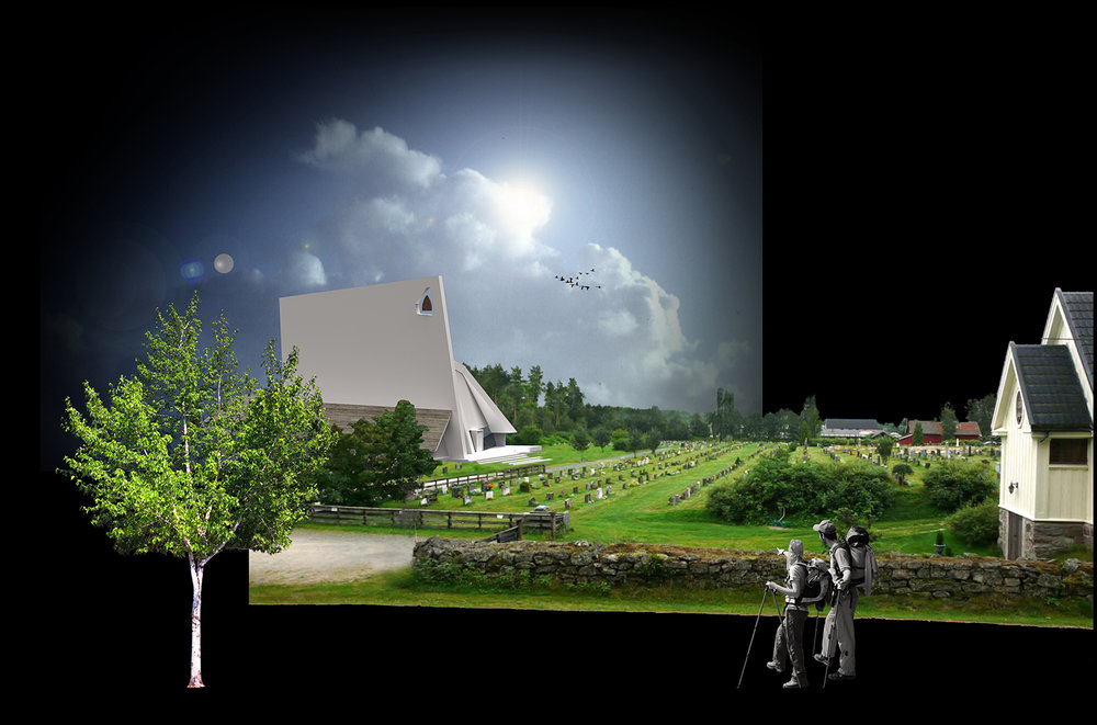 Ny Våler Kirke | Våler | Norge