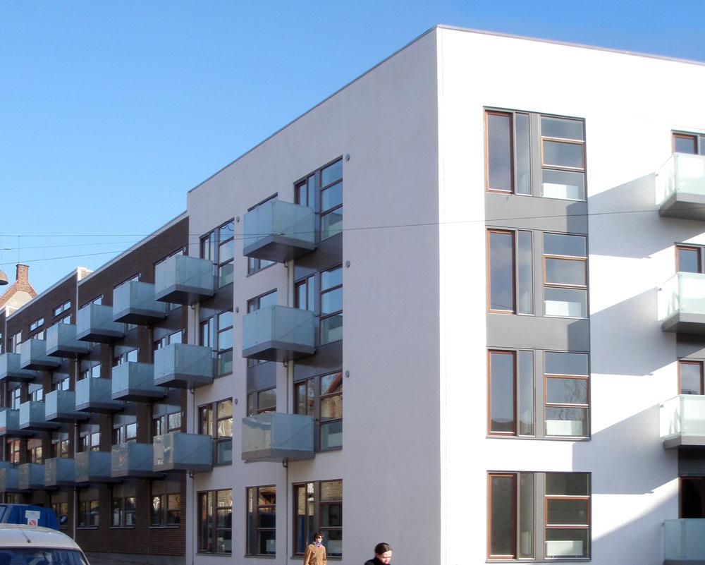 Kirkegårdsvej | 2007