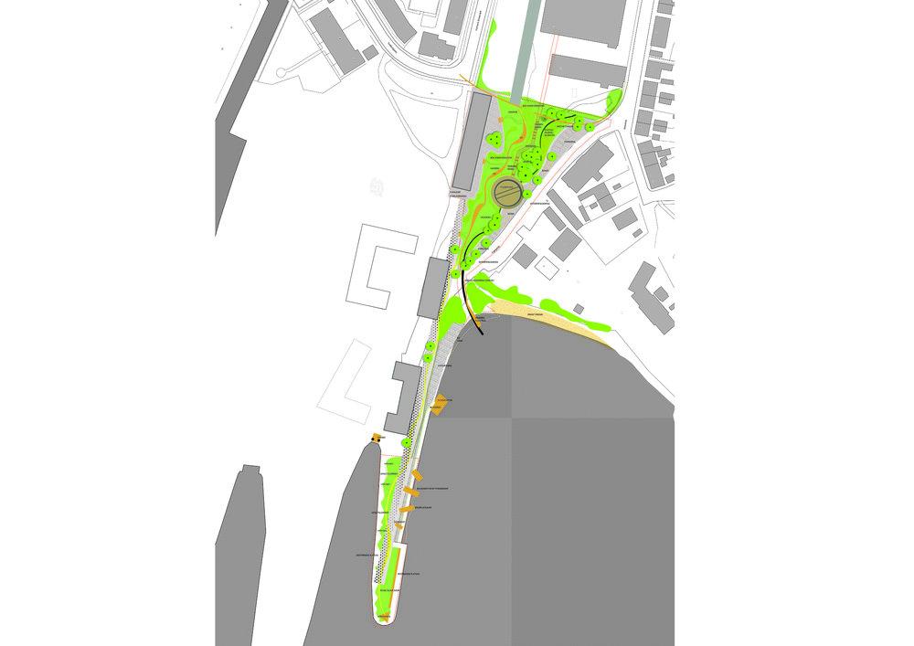Nyborg bypark | Nyborg | 2016